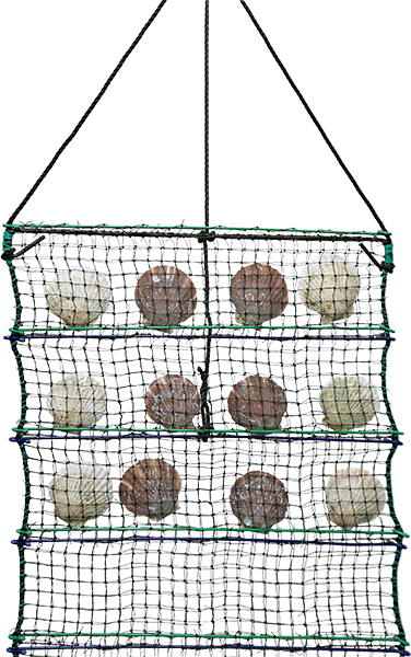 Pocket net(enlarged)
