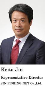 Jin Keita Representative Director